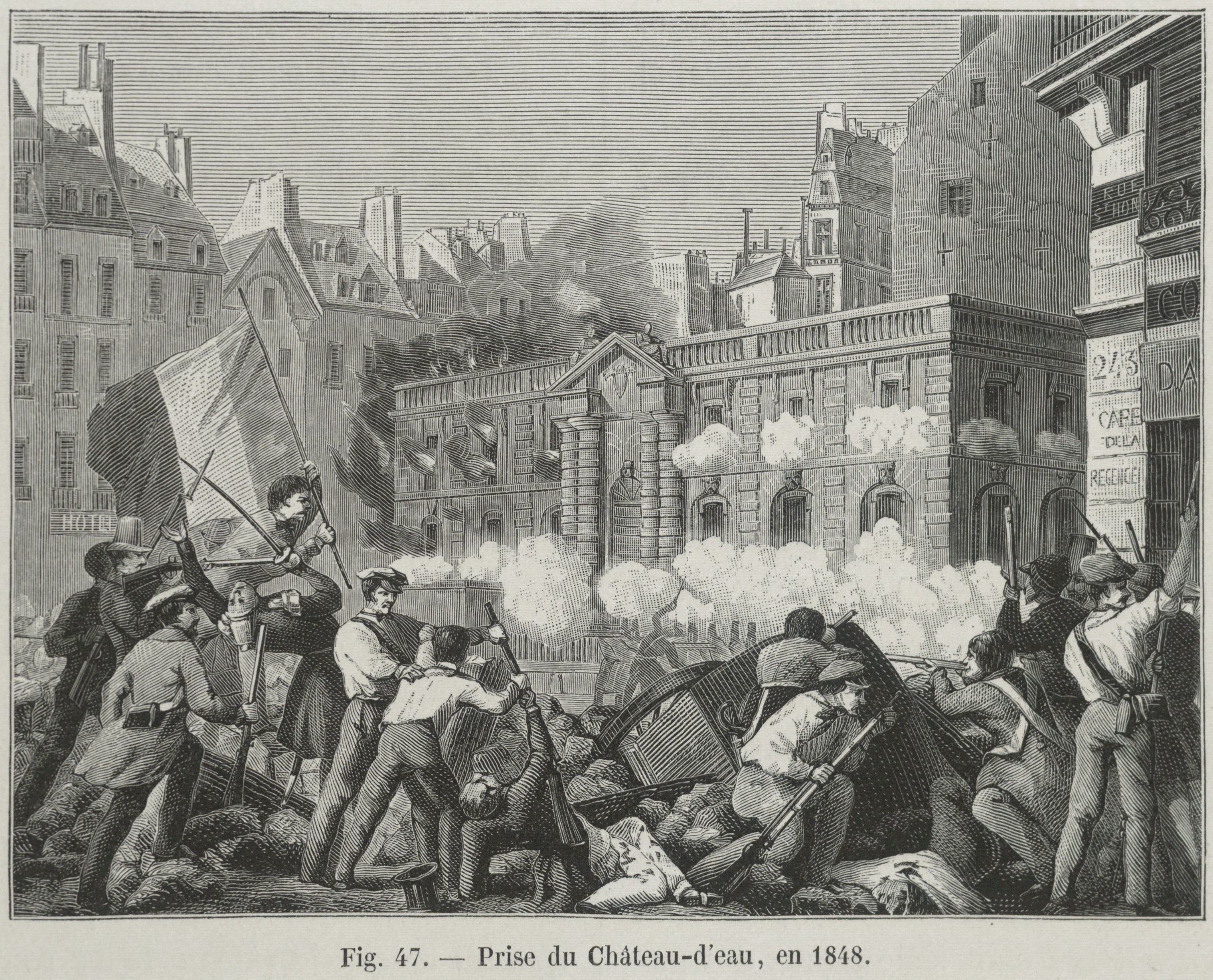 the revolt of the black bourgeoisie Popular protest and rebellions in the early modern period, the vast majority of europeans lacked a formal voice in the major governmental decisions that affected their lives kings ruled without much contact with their subjects, towns were governed by oligarchies of well-to-do families, and rural.