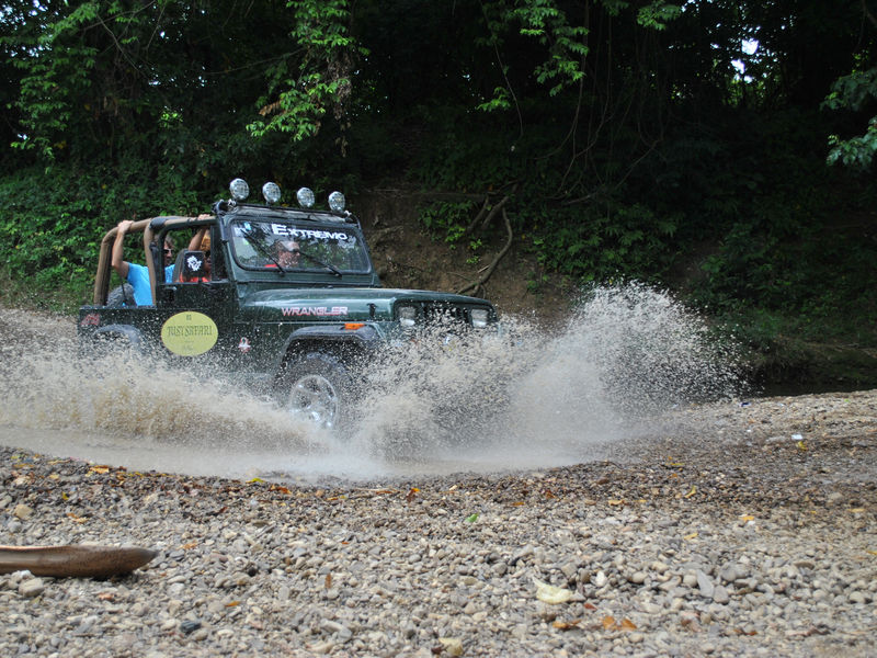 Punta Cana Just Safari - Jeep Adventure