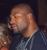 Quinton Jackson American actor, professional wrestler and mixed martial arts fighter