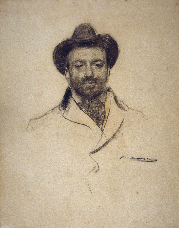Image of José Mariá Sert y Badiá from Wikidata