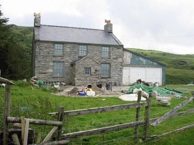 Renovation - geograph.org.uk - 500424.jpg