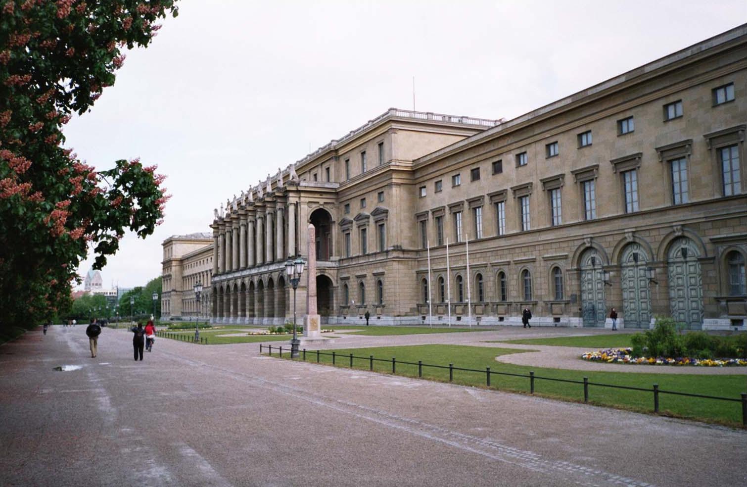 Di Baviera Di Residenza Residenza Monaco Wikipedia Baviera Monaco erdxoCB