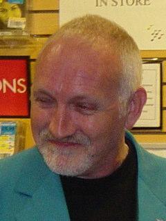 Robert Rankin British author
