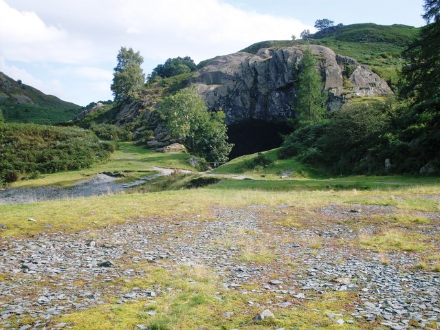 Rydal Cave - geograph.org.uk - 961014