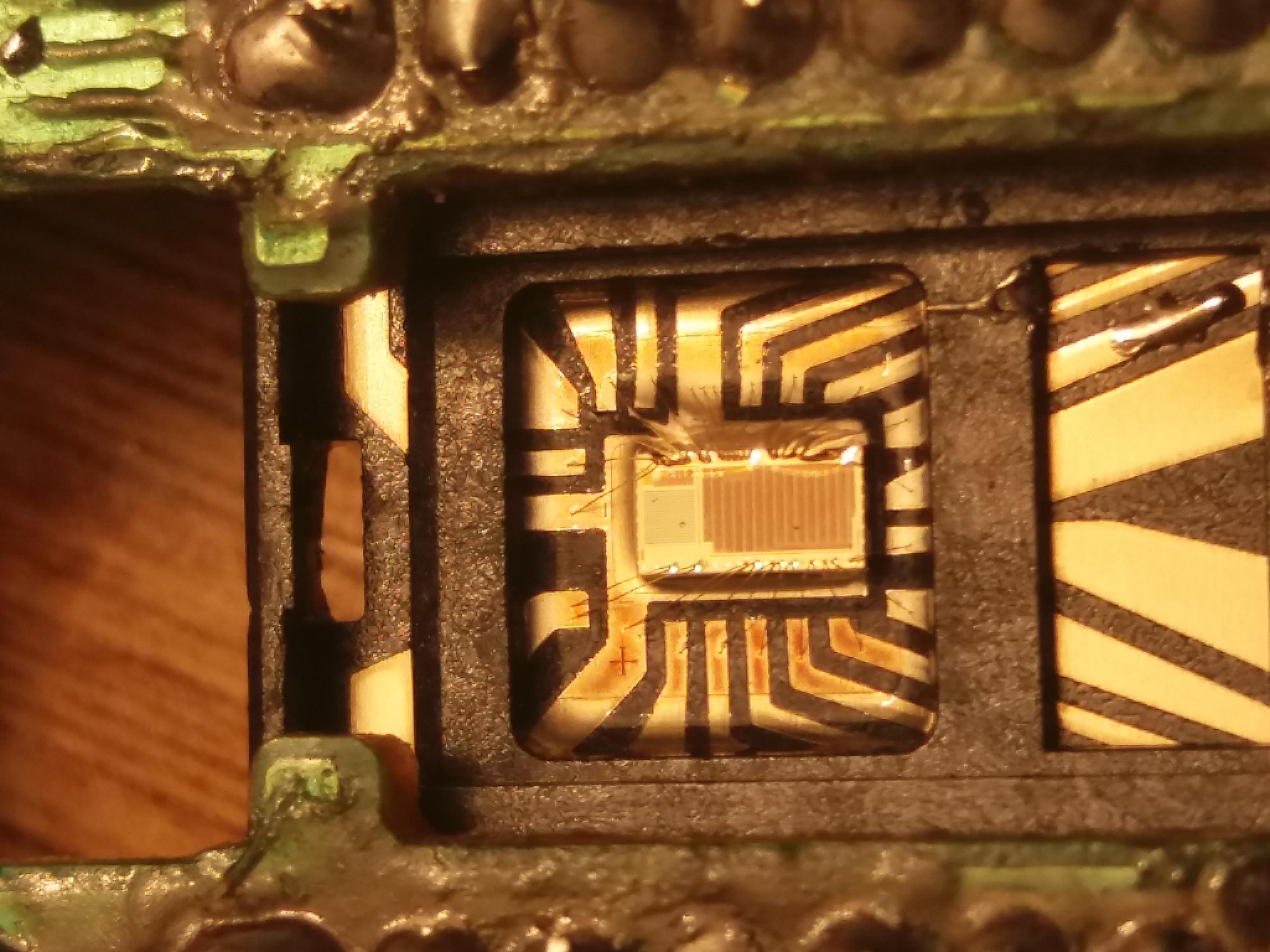 Optical Mouse Wikipedia Techno 4 Circuit Diagram S5085 Sensor Ic Die Cmos Driver