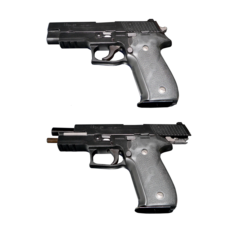 Pistol slide - Wikipedia