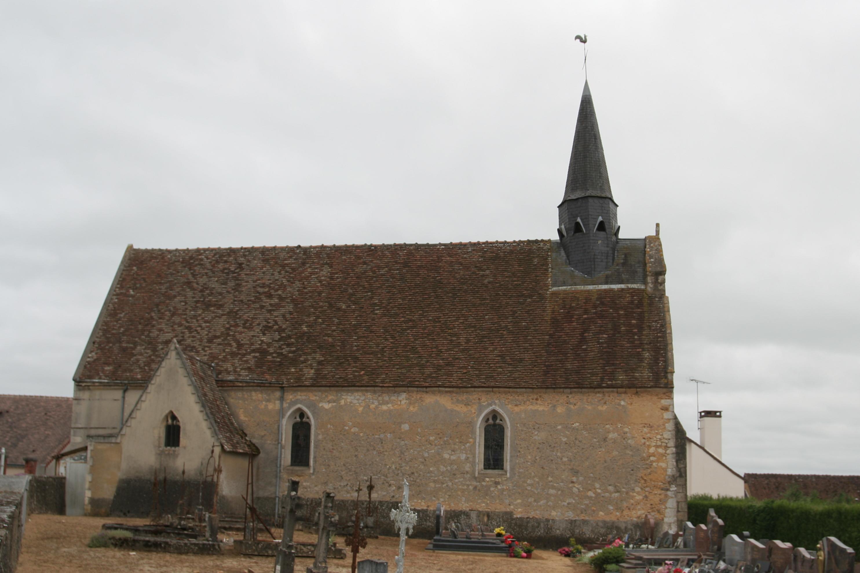 Saint-Hilaire-le-Lierru