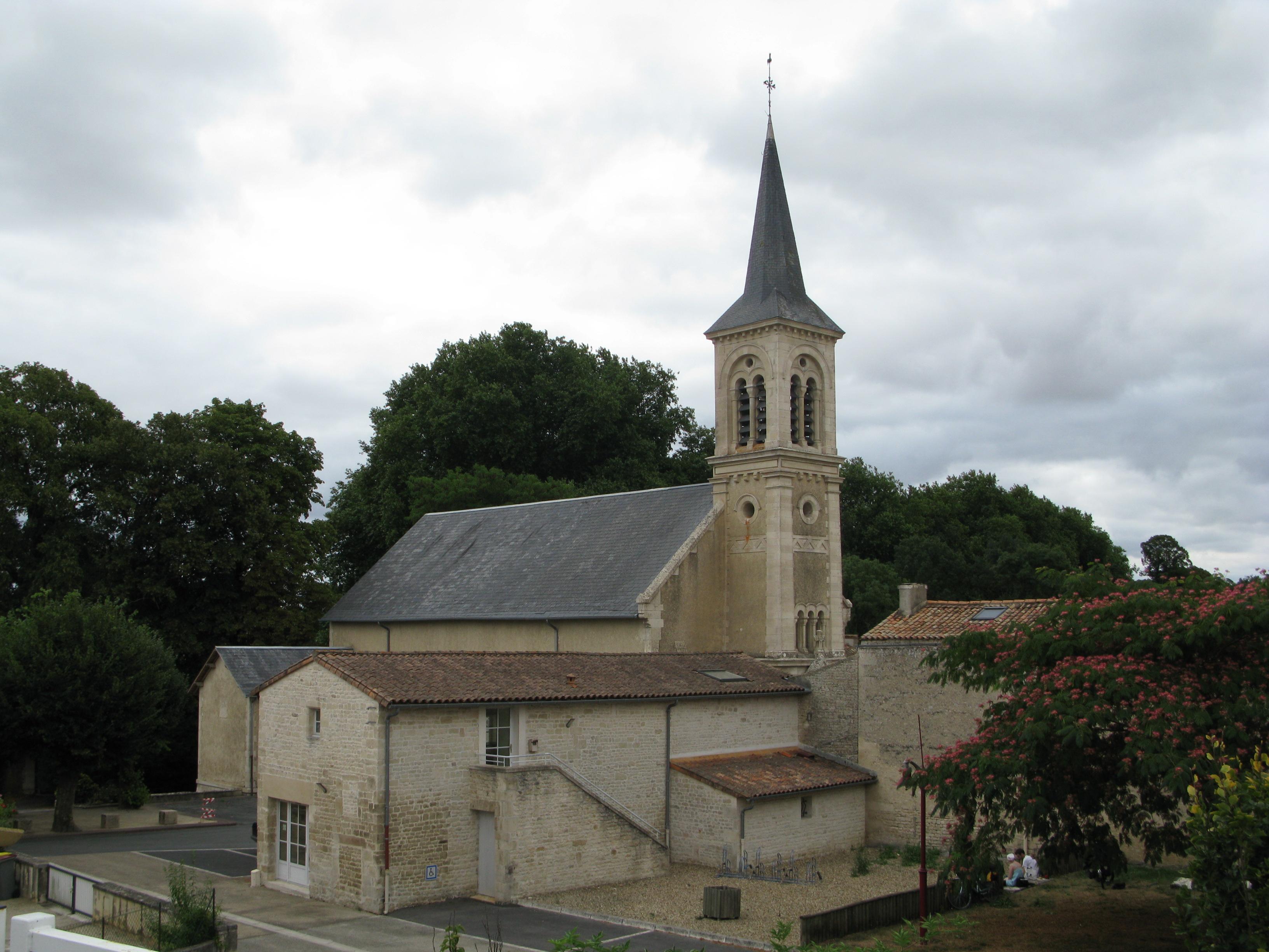 Saint-Maxire