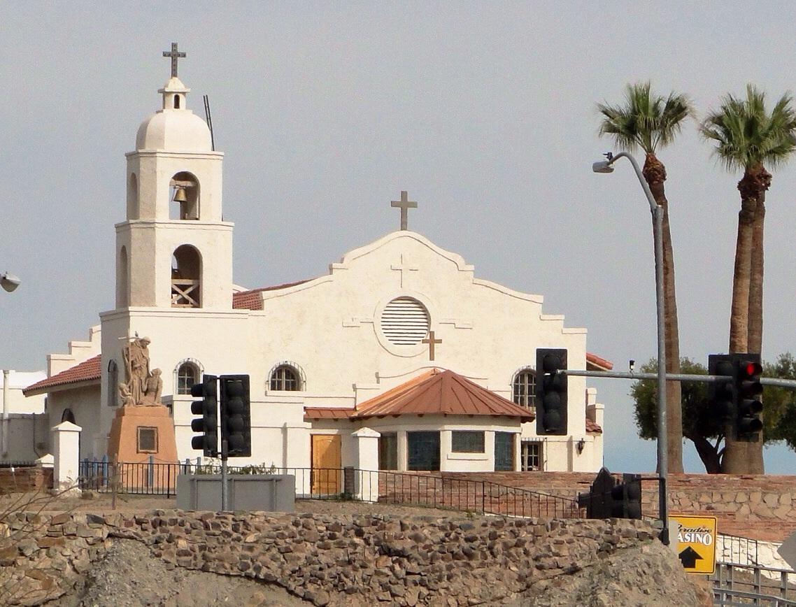 yuma catholic church