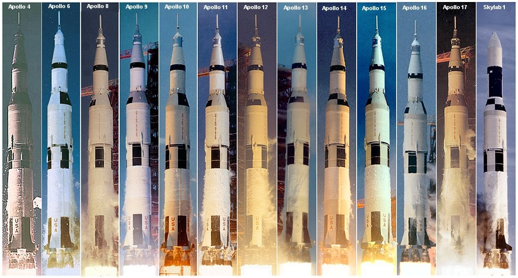 apollo space missions timeline - photo #34