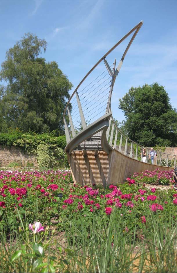 Savill garden wikidata for Windsor garden studio