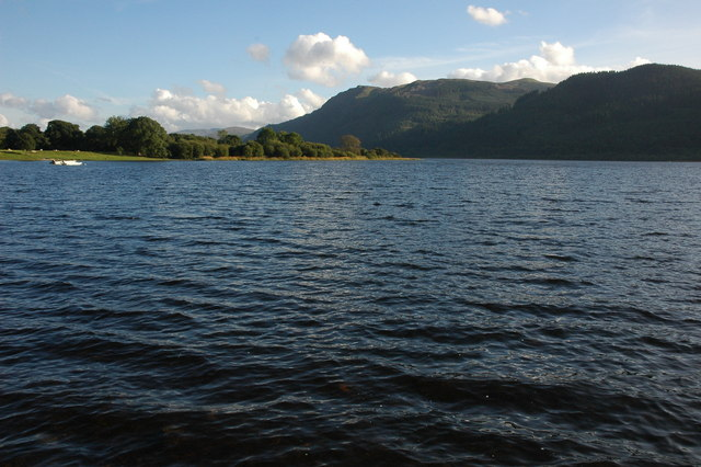 Scarness Bay, Bassenthwaite Lake - geograph.org.uk - 943075
