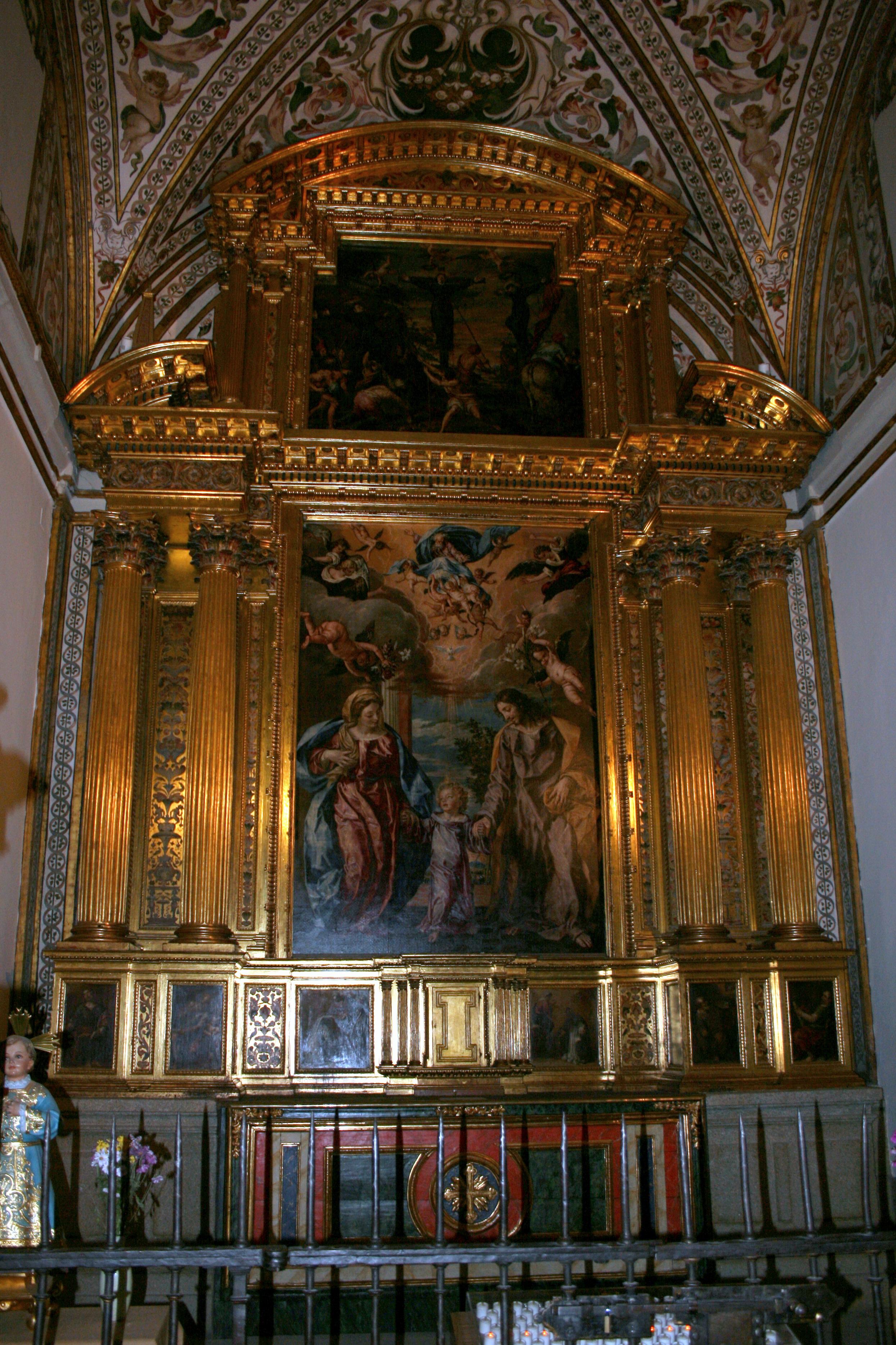 File sebasti n herrera barnuevo retablo de la sagrada for Ministerio del interior san isidro