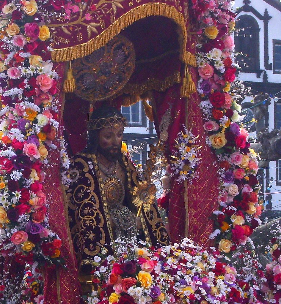 Cult of Senhor Santo Cristo dos Milagres - Wikipedia