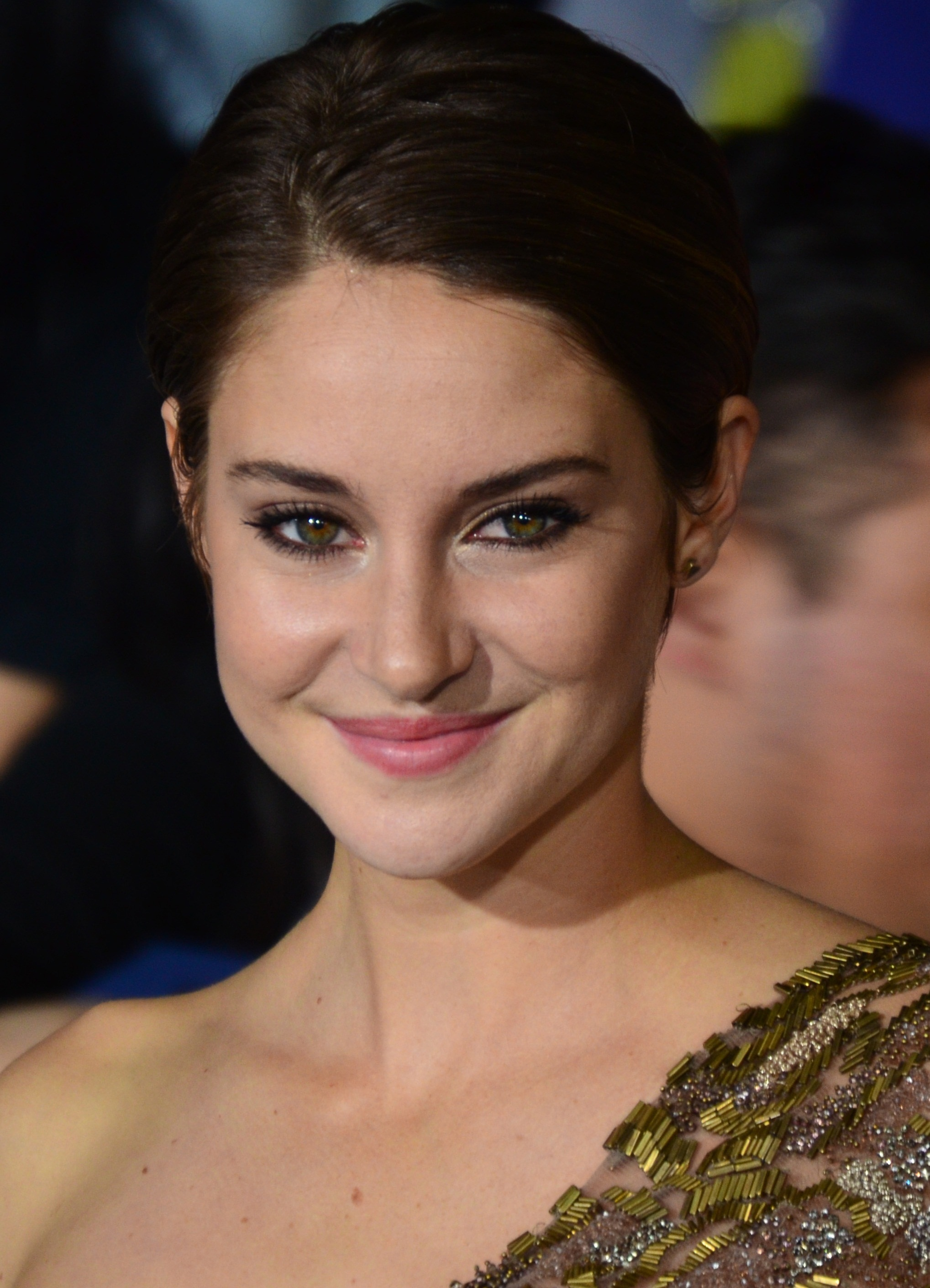 Shailene Woodley at th...