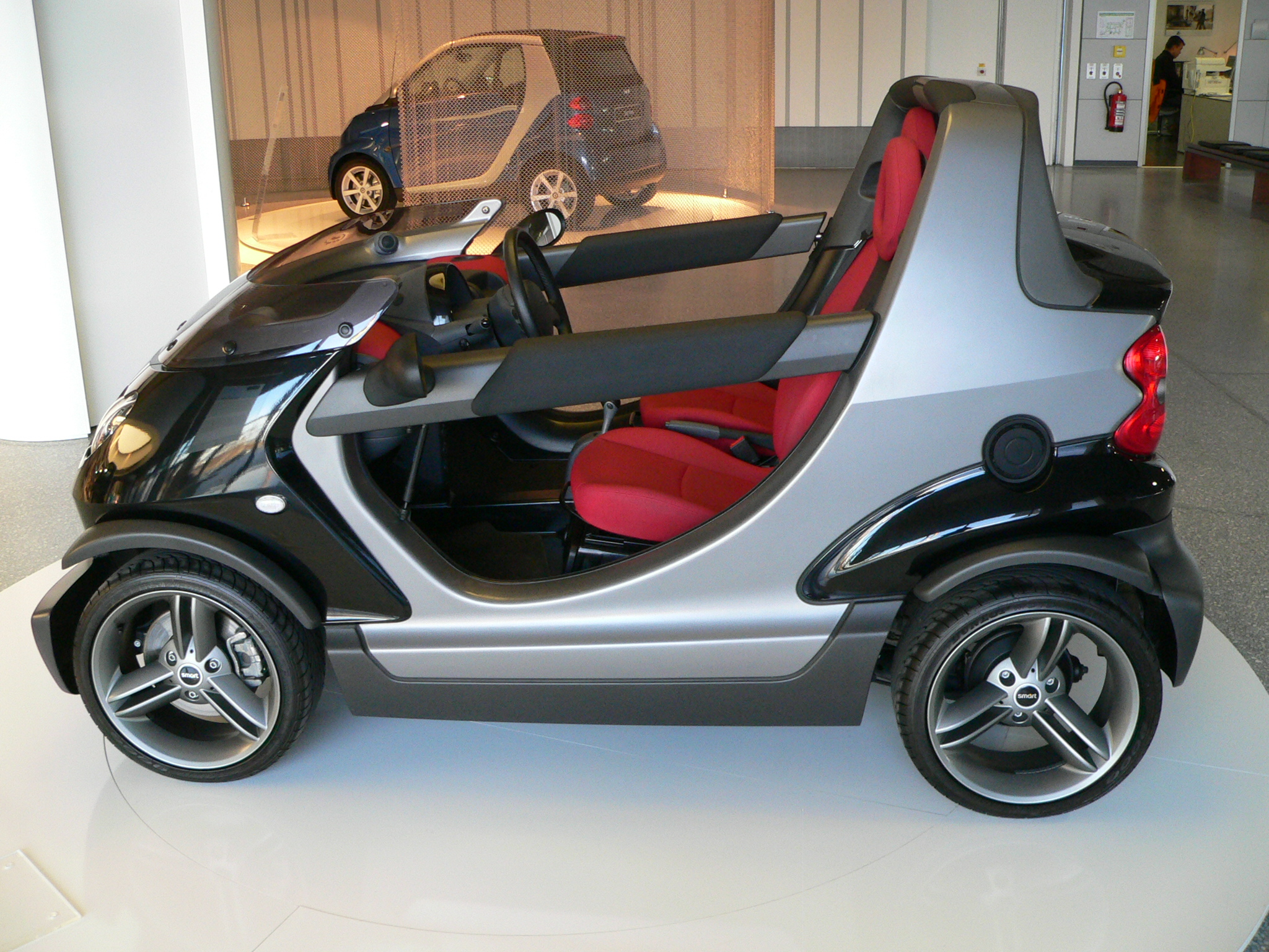 Image result for 1992 smart crossblade