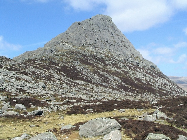 South side of Tryfan - geograph.org.uk - 162996