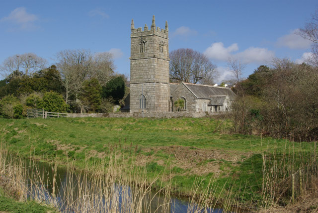 St Erth Church - geograph.org.uk - 1222397