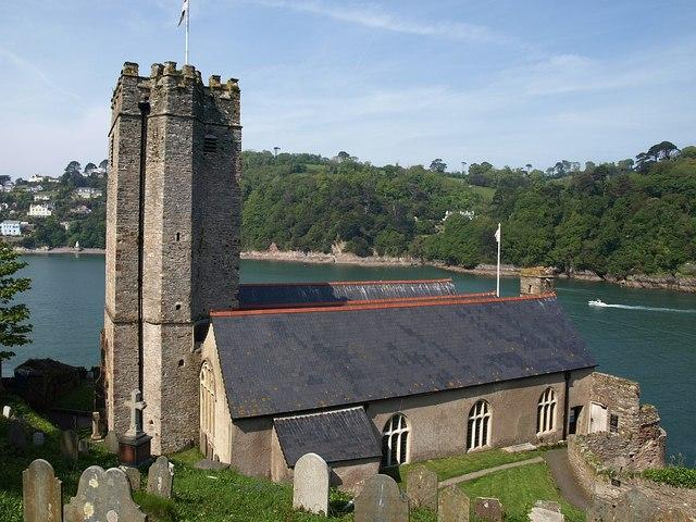 St Petrox church, Dartmouth - geograph.org.uk - 806859