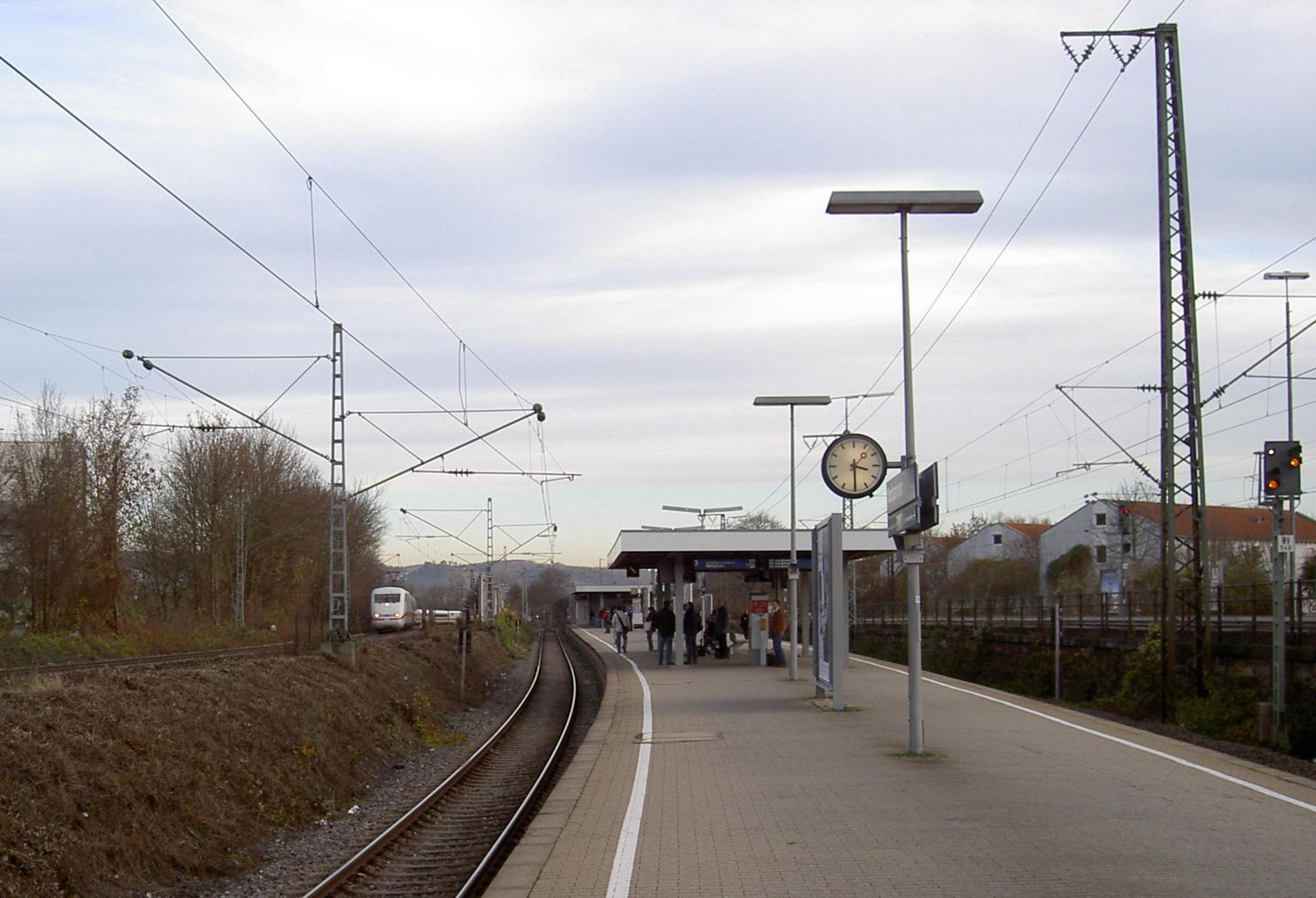 Stuttgart North Station
