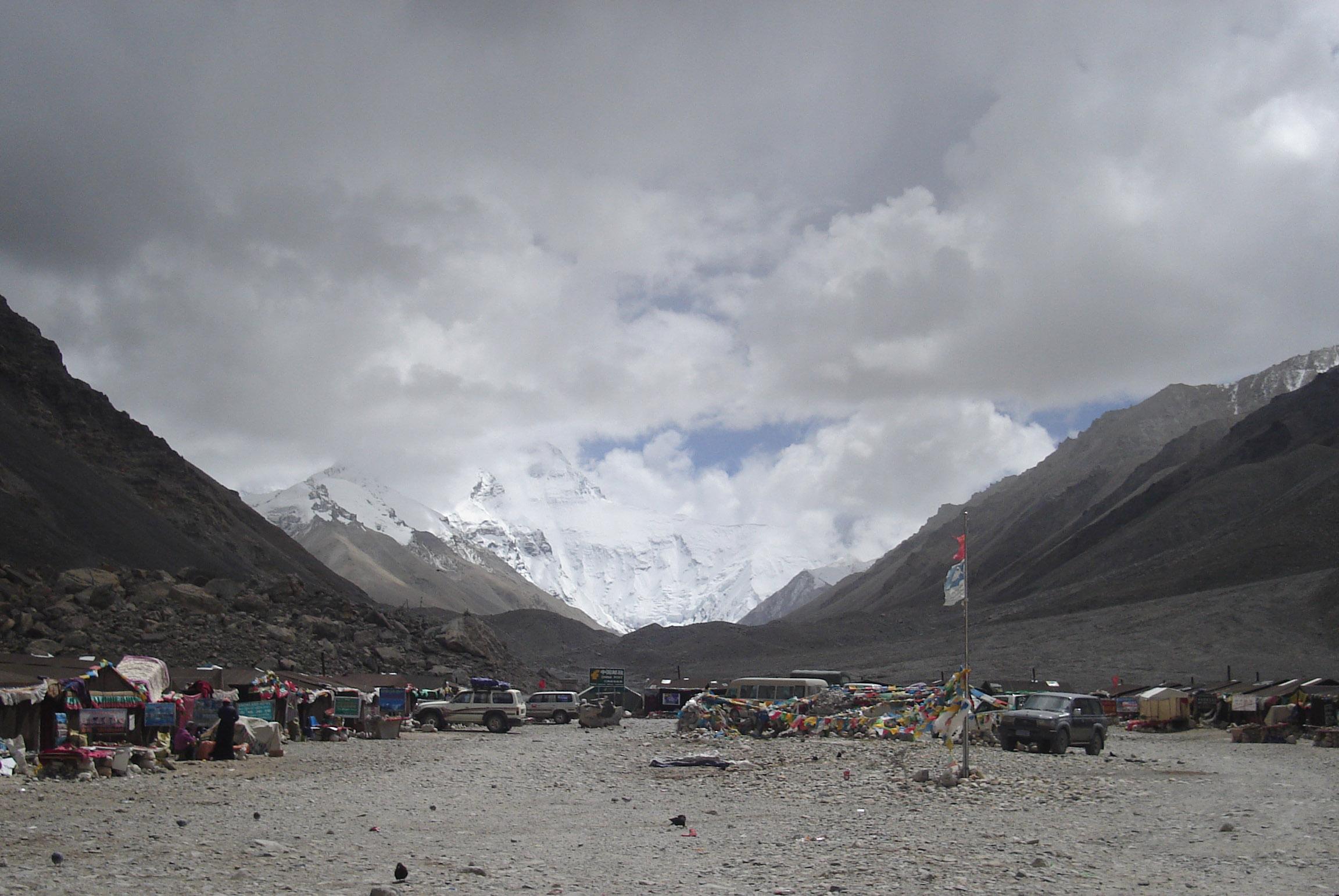 Everest Base Camp Tour From Kathmandu