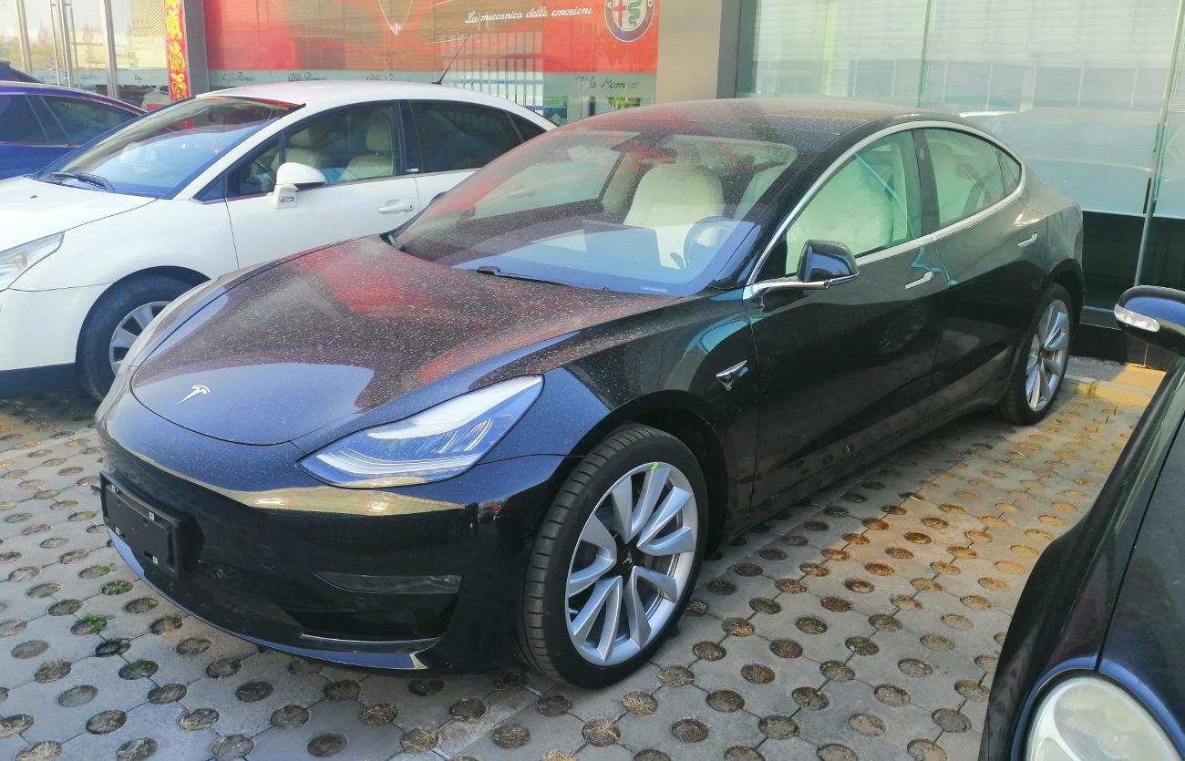 File:Tesla Model 3 China 2019-04-02.jpg - Wikimedia Commons