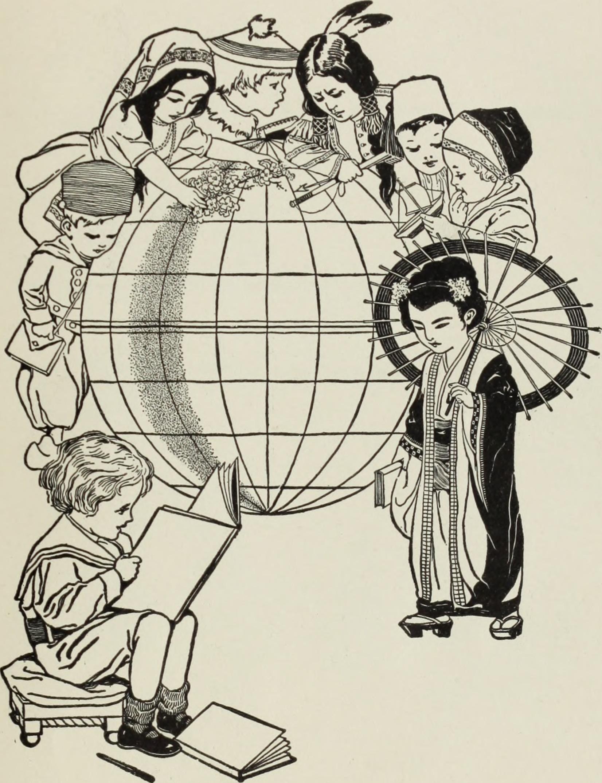 FileThe Bookshelf For Boys And Girls Childrens Book Of Fact Fancy 1912