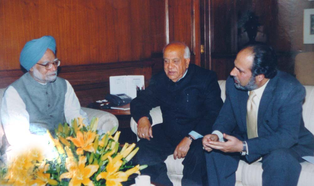 File:The Deputy Chief Minister of Jammu & Kashmir, Shri Mangat Ram
