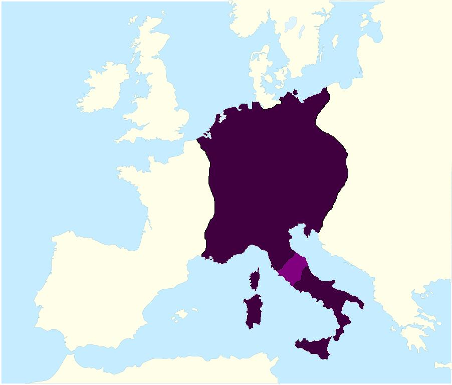 FileThe Holy Roman Empire at itu0027s greatest extent in the year 1200 A.D.png & File:The Holy Roman Empire at itu0027s greatest extent in the year ...