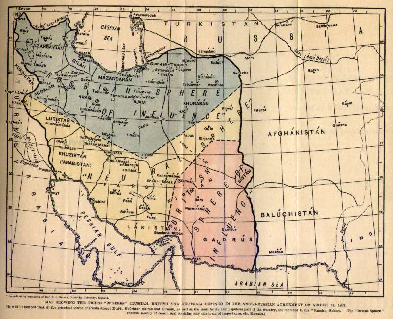 Vertrag Von Sankt Petersburg 1907 Wikipedia