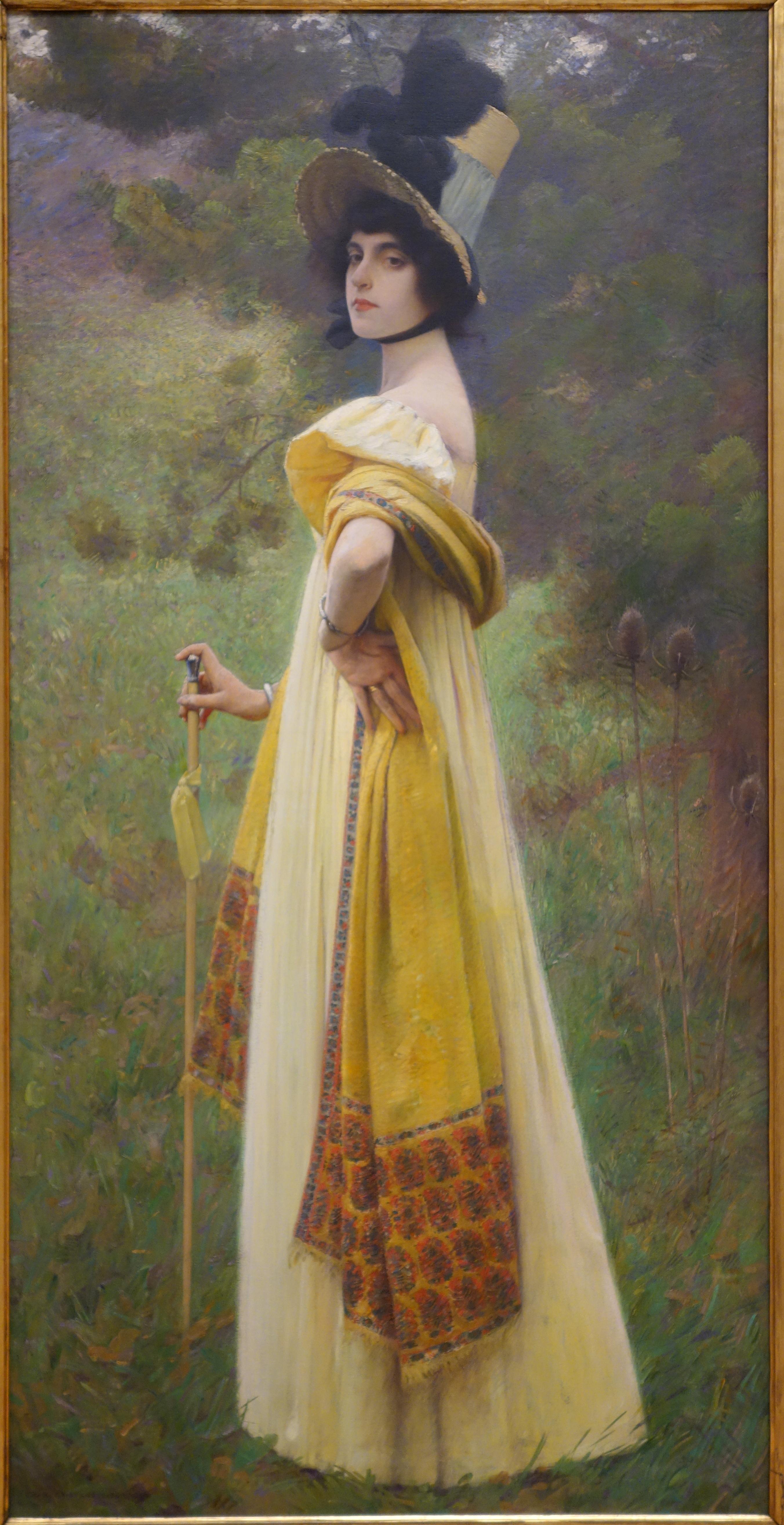 Sprague Oil Painting