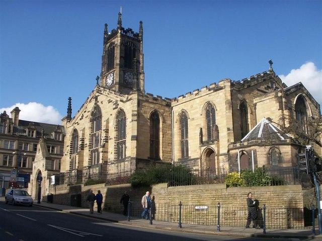St Peter S Church Huddersfield Wikipedia
