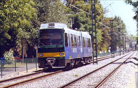 Tren de la Costa in Buenos Aires