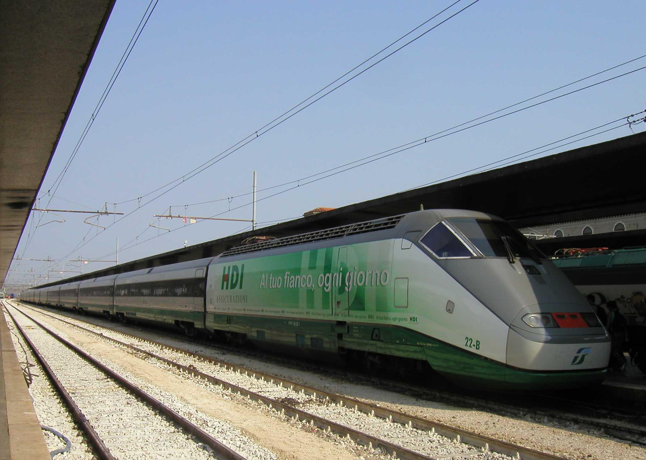 イタリア国鉄ETR450電車 - FS Class ETR 450Forgot Password