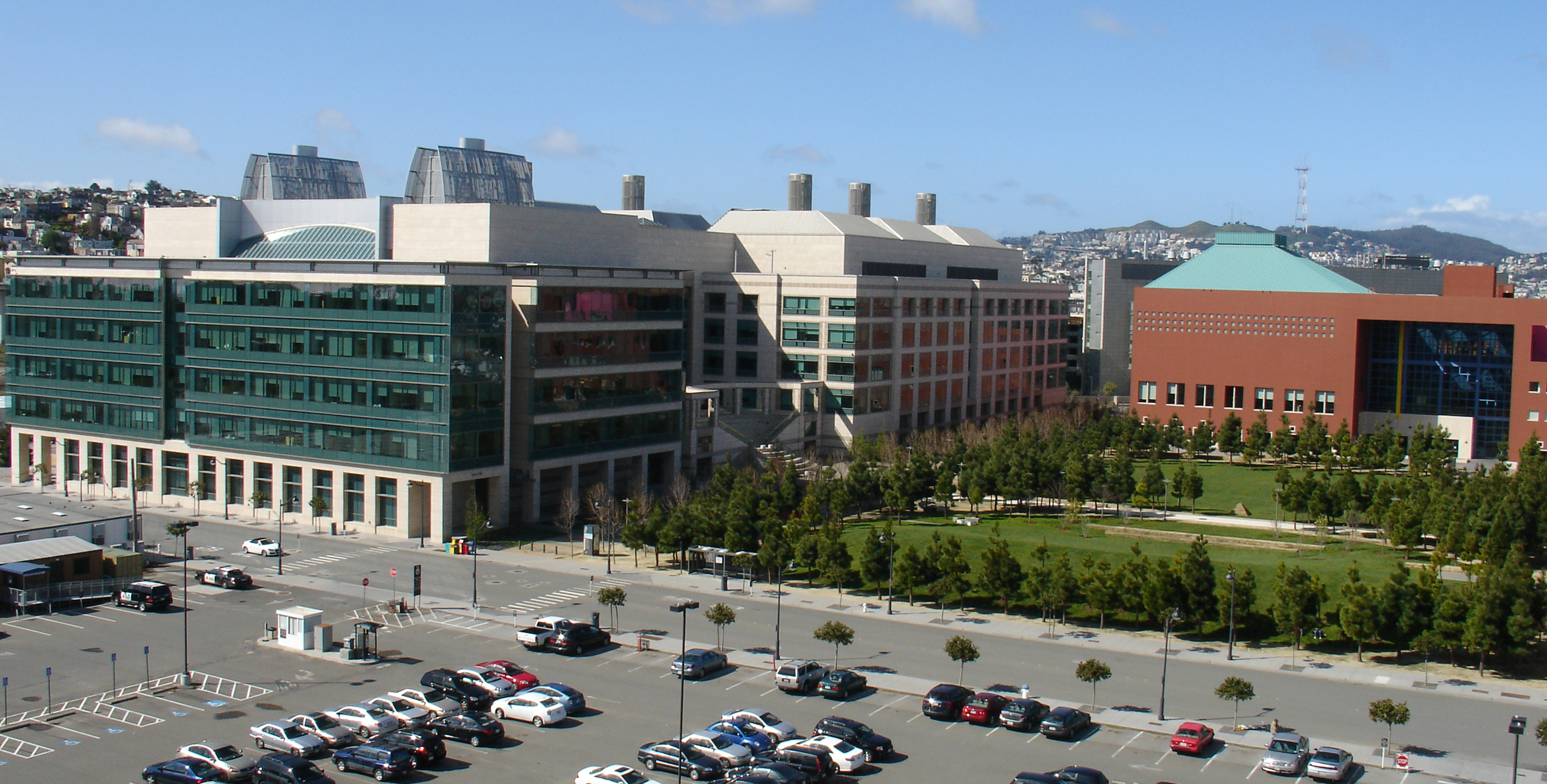 Ucsf Mission Bay Campus