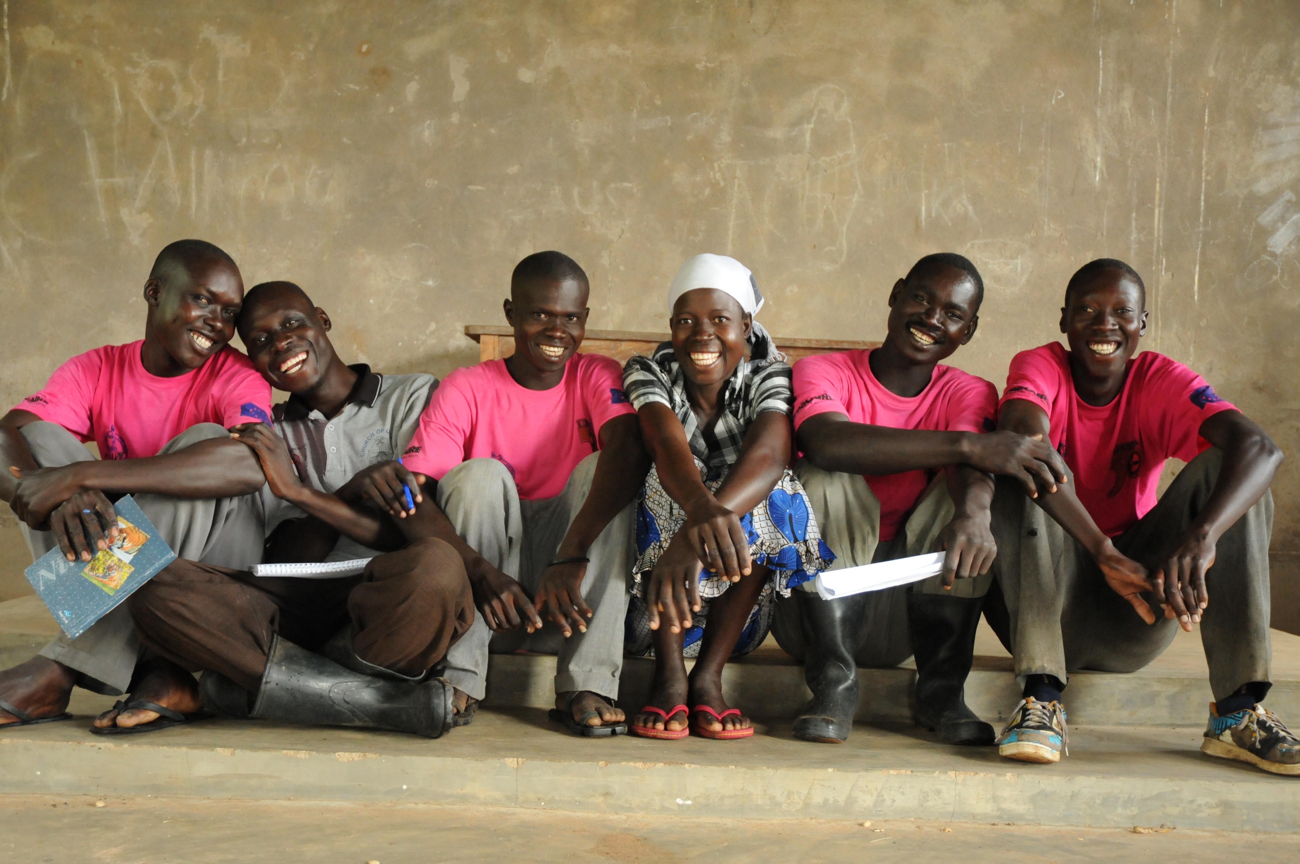 Dating in college uganda wandegeya