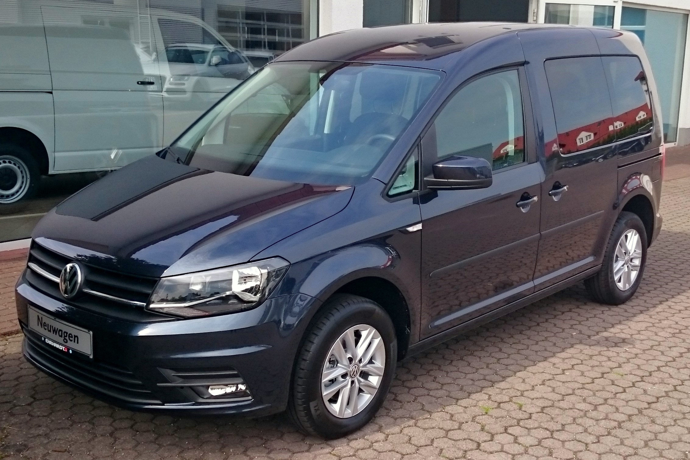 volkswagen caddy wikiwand. Black Bedroom Furniture Sets. Home Design Ideas