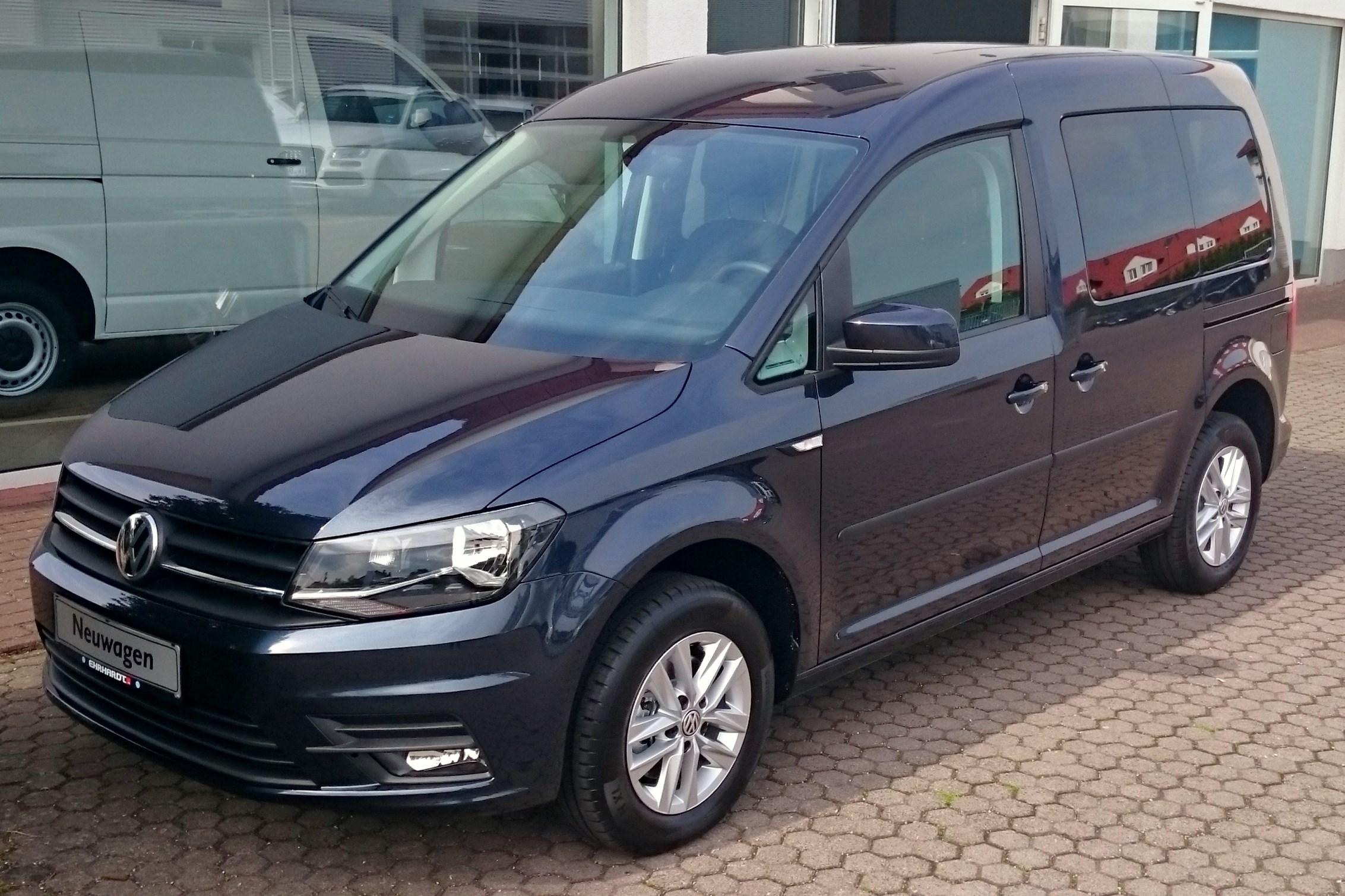 Volkswagen Caddy Small Van