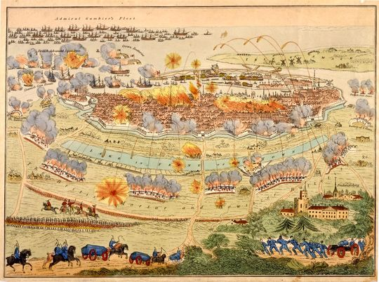 File:Valby Bakke - Bombardement of Copenhagen 1807.jpg