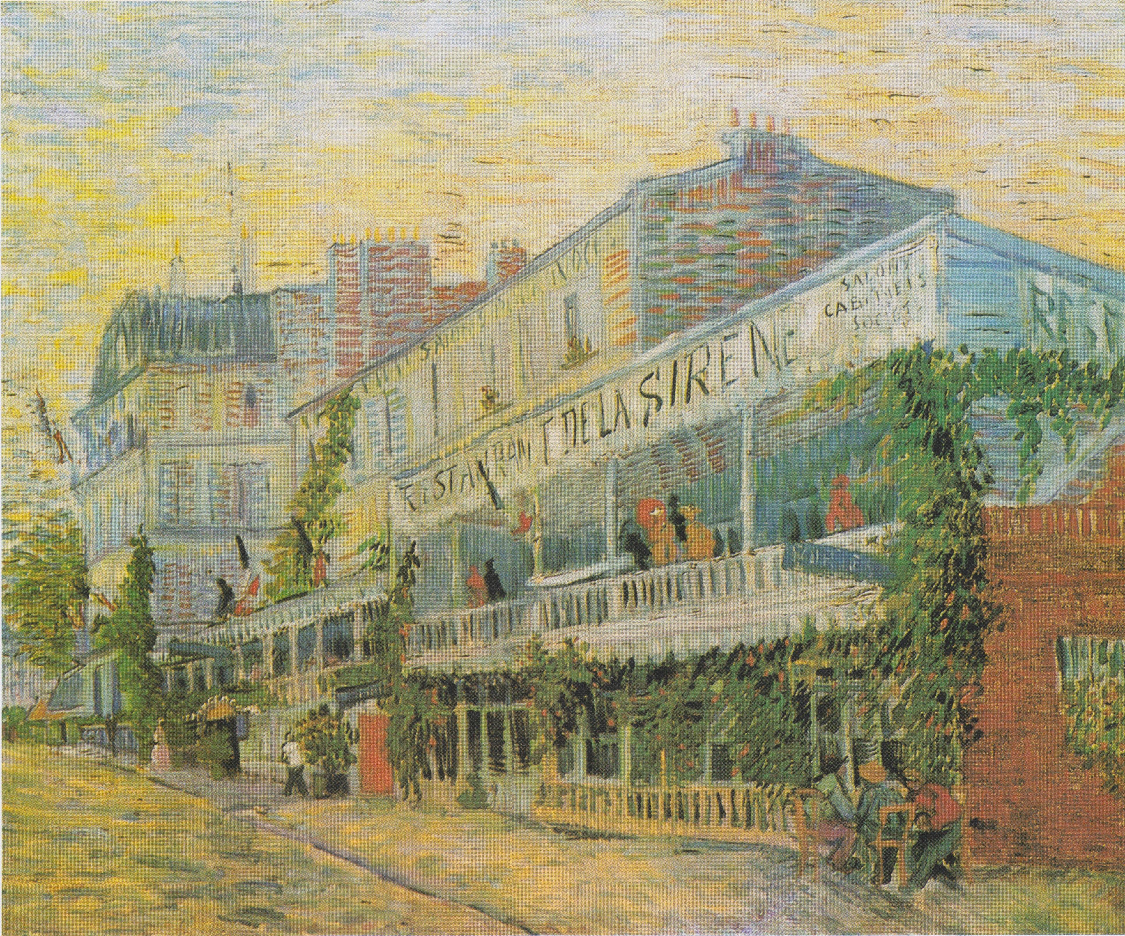 nike air max chaussures 2009 - Asni��res (Van Gogh series) - Wikipedia, the free encyclopedia