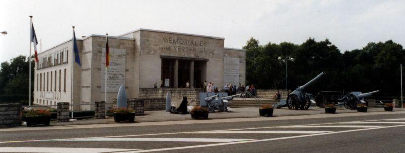 Verdun - Memorial de Verdun - Museum der Schlacht