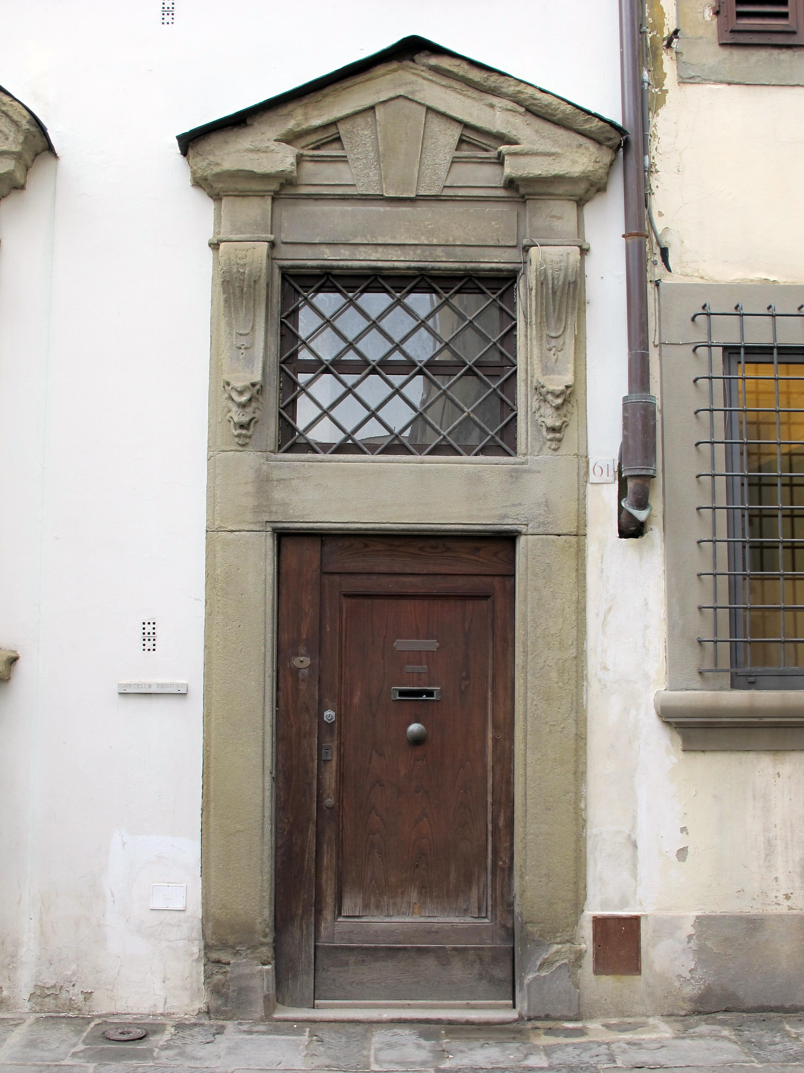 FileVia Della Pergola 57 Casa Merciai 05JPG