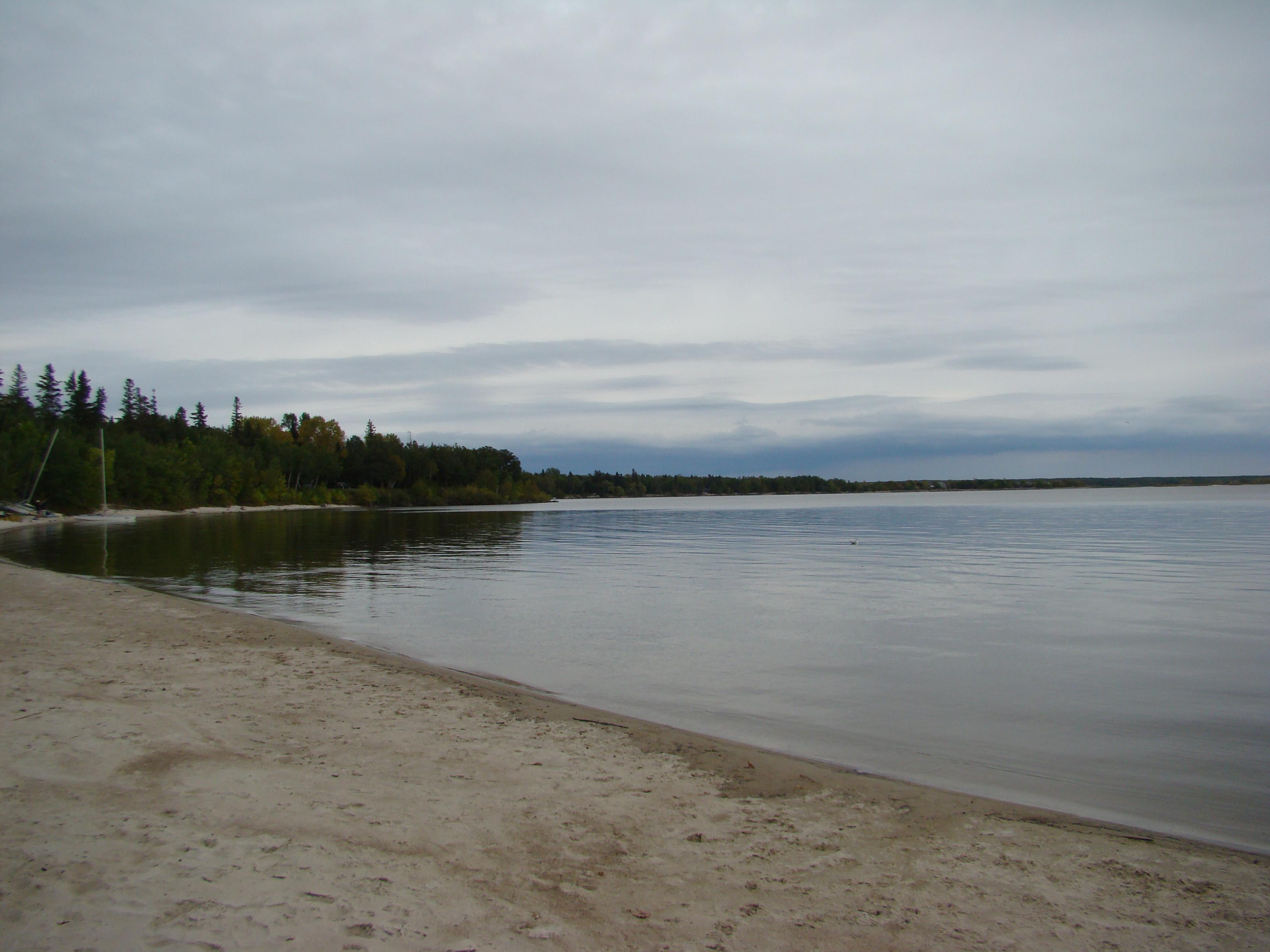 File Victoria Beach In Lake Winnipeg Manitoba Canada 4 Jpg