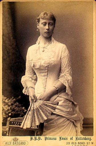 Viktoria von Hessen-Darmstadt – Wikipedia
