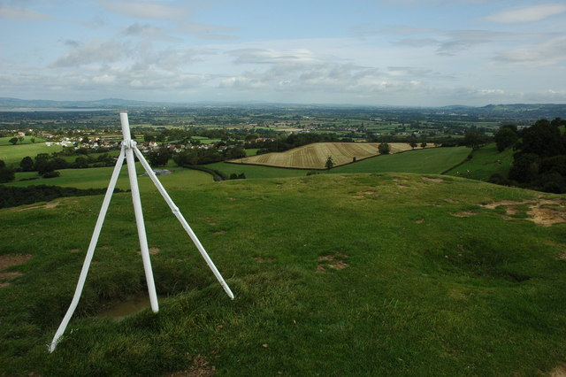 View from Cam Peak - geograph.org.uk - 1476268
