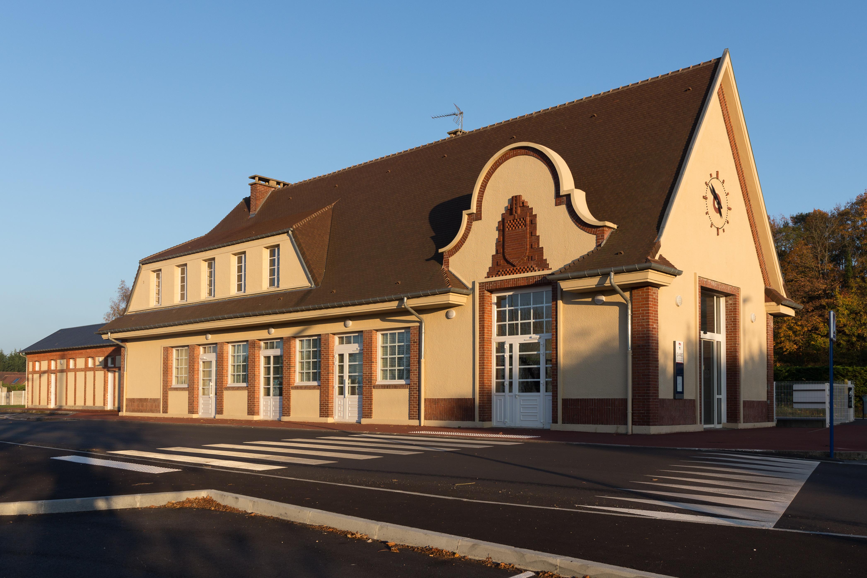 Gare de Villers-sur-Mer — Wikipédia