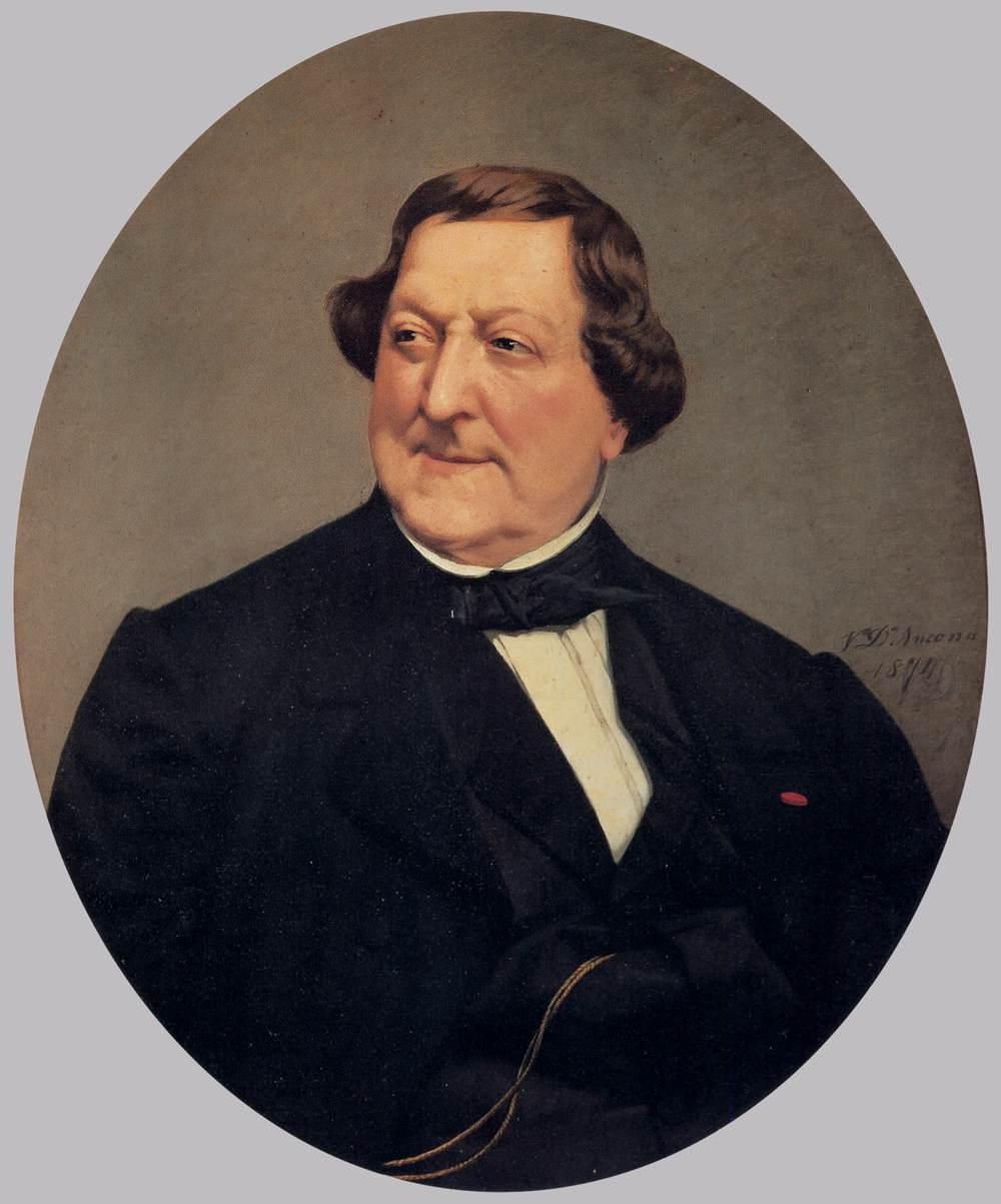 Gioacchino Rossini - Stabat Mater · Cujus Animam – Sancta Mater