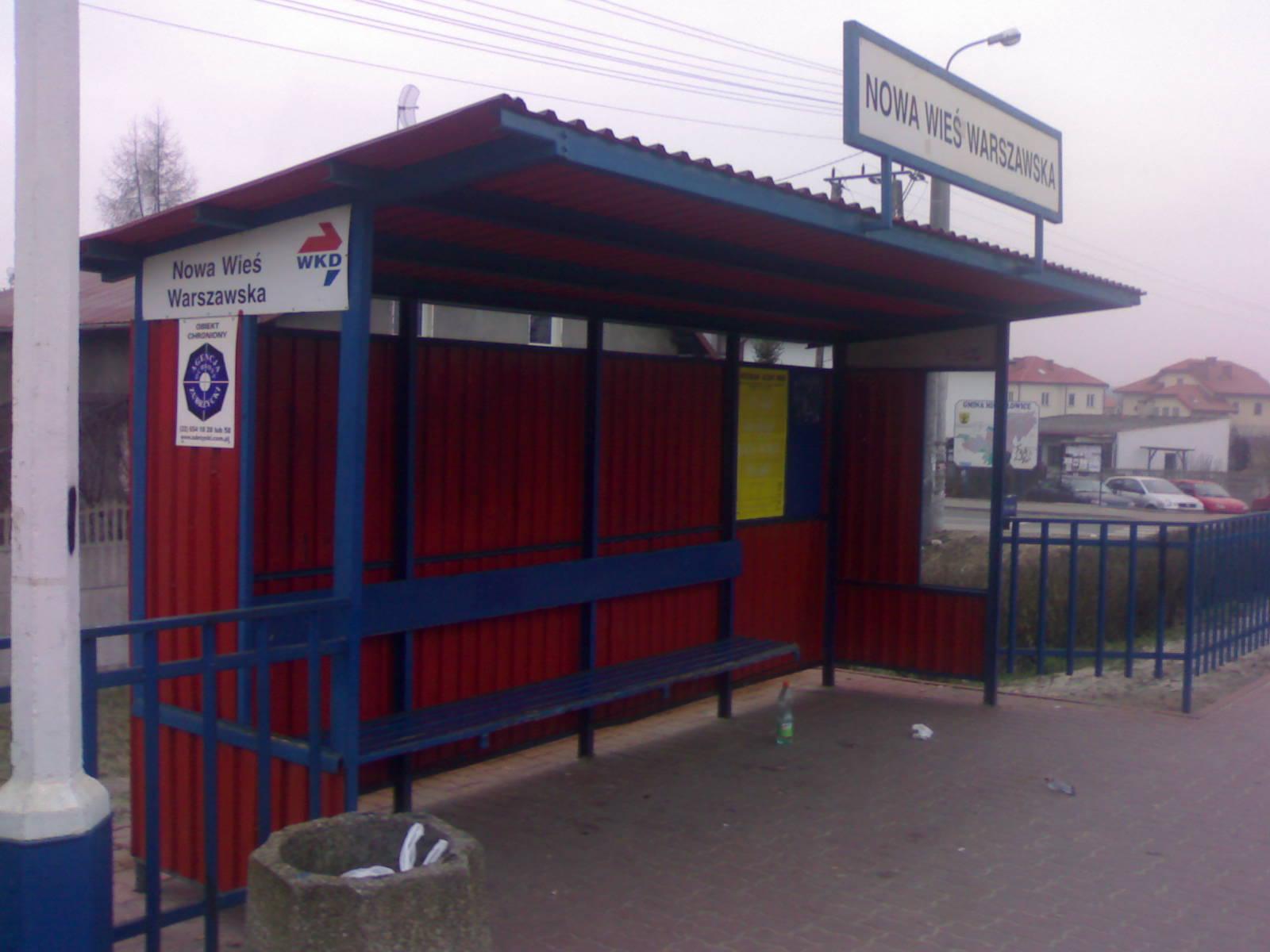 Nowa Wieś Warszawska