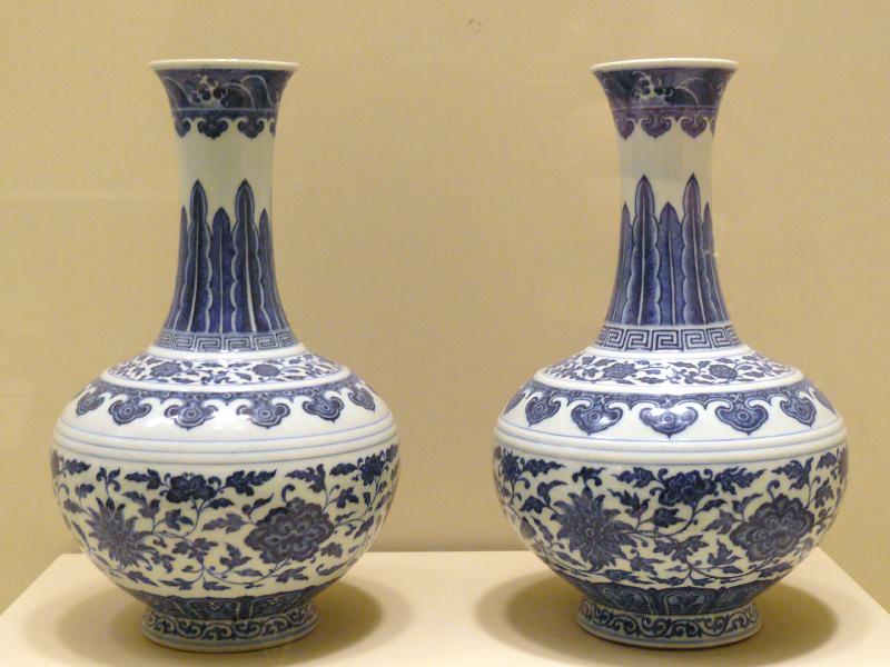 Filewla Brooklynmuseum Shang Vases Porcelain Cobalt Blue 2g