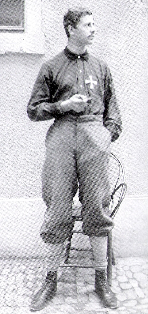 Walther Bensemann (1896).